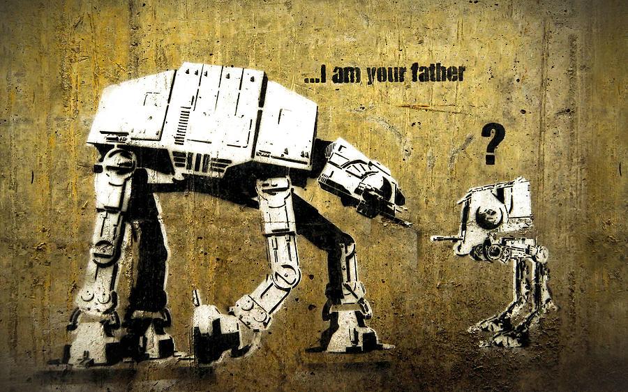 Star Wars graffiti-419 by Jovemini ART