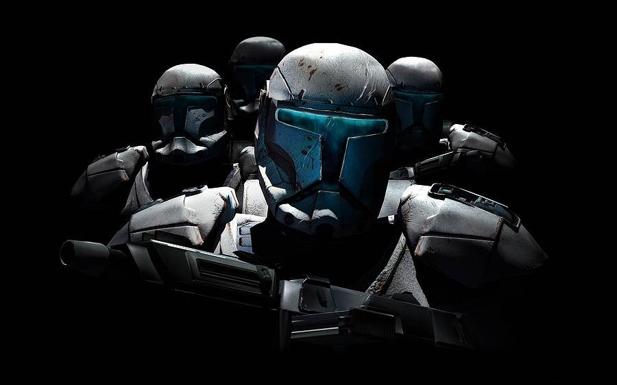 Star Wars stormtroopers-252 by Jovemini ART