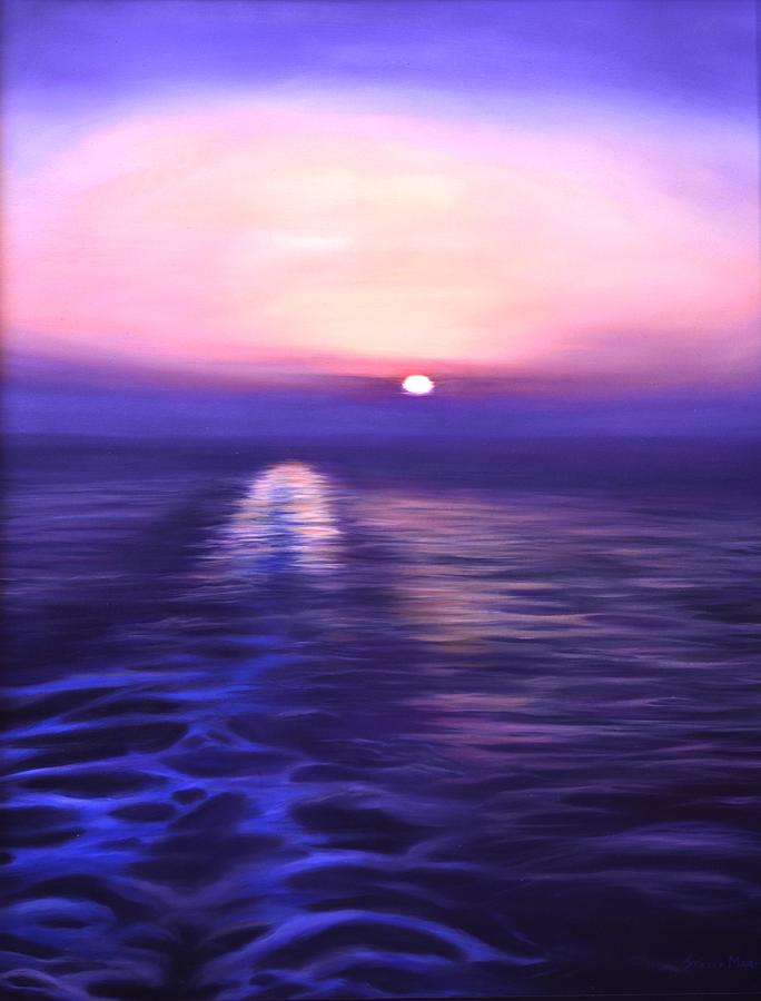 Starboard View by Stella Marin