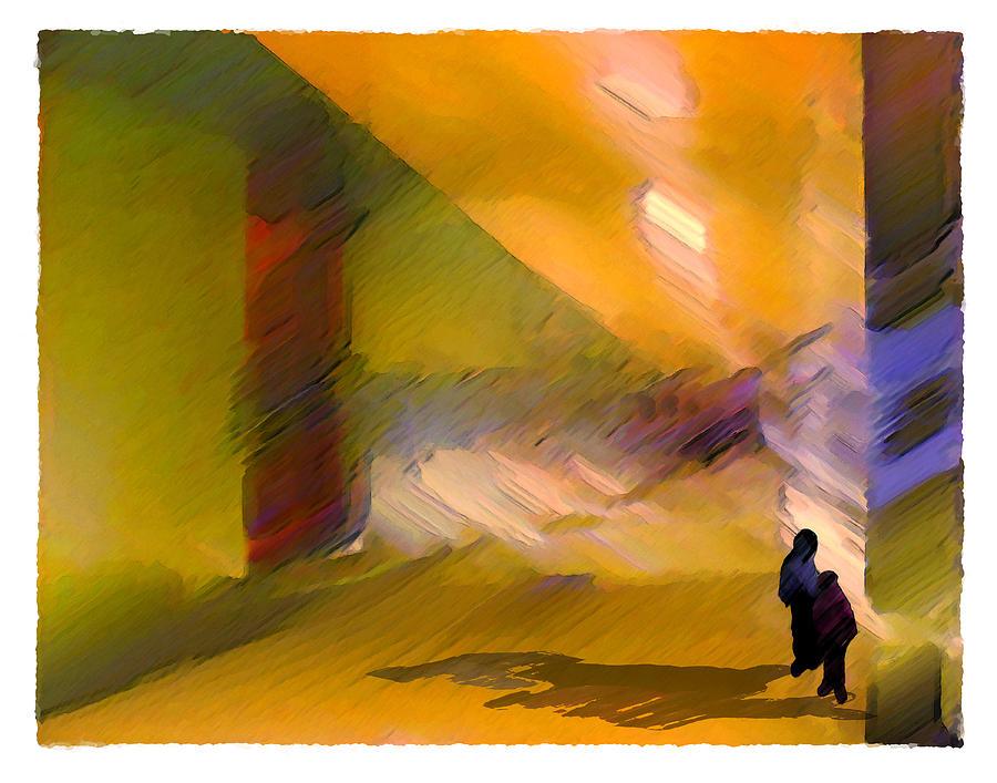 Staring at the Crossroads by Brenda Leedy