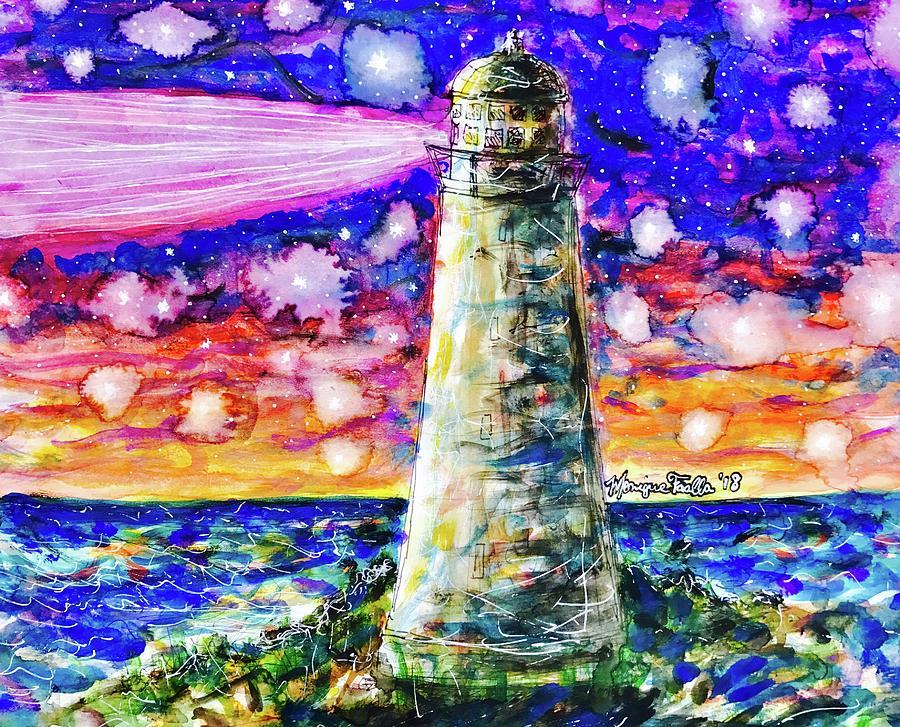 Starry Light by Monique Faella