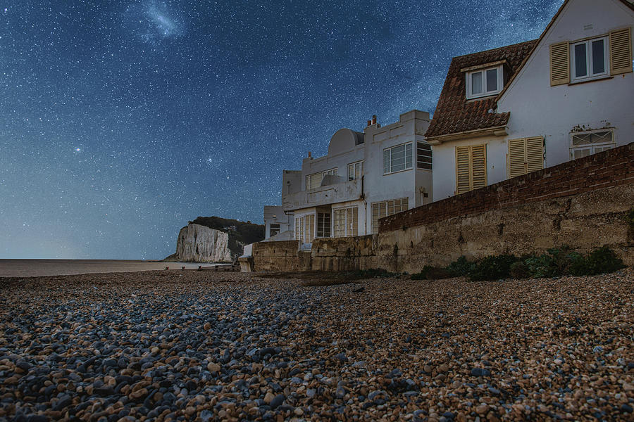 England Photograph - Starry Skies by Lindy Grasser