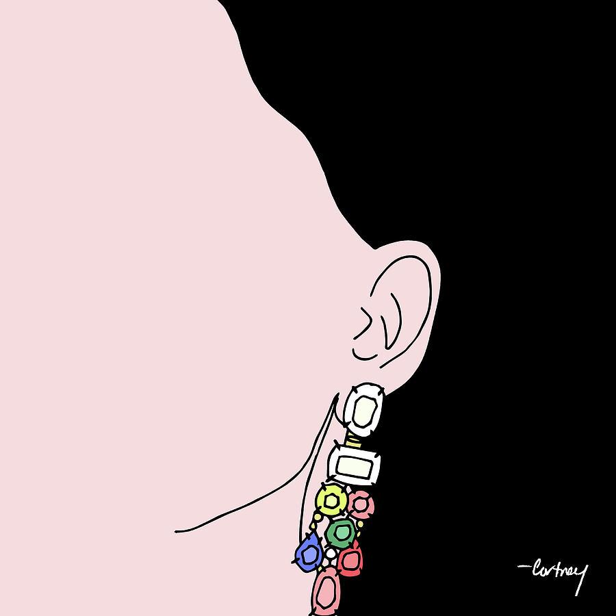 Cartoon Digital Art - Statement by Cortney Herron