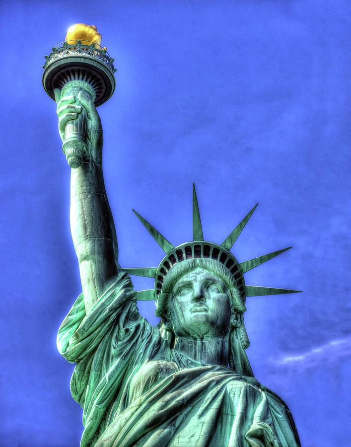 Statue Of Liberty 347 Photograph
