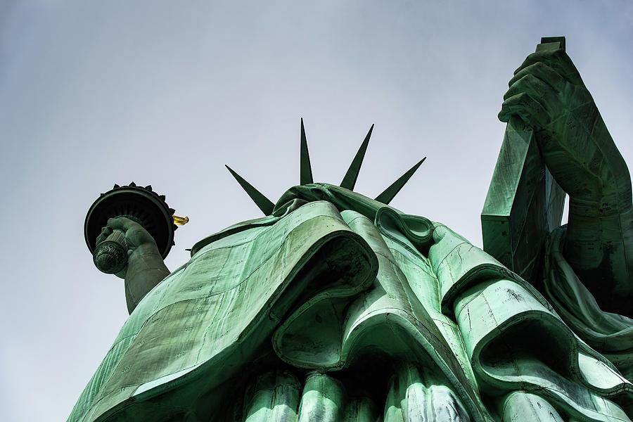 Statue of Liberty by Art Atkins