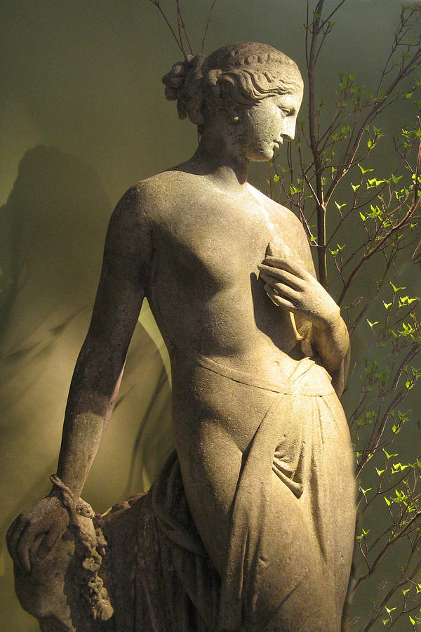 Statue Photograph - Statuesque by Jessica Jenney