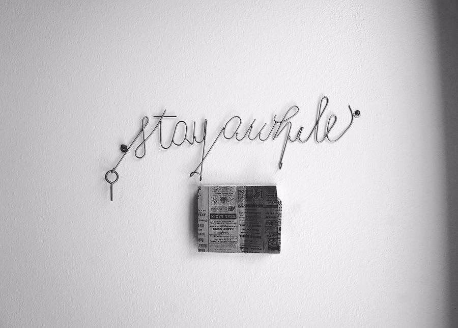 Stay Awhile by Megan Ford-Miller