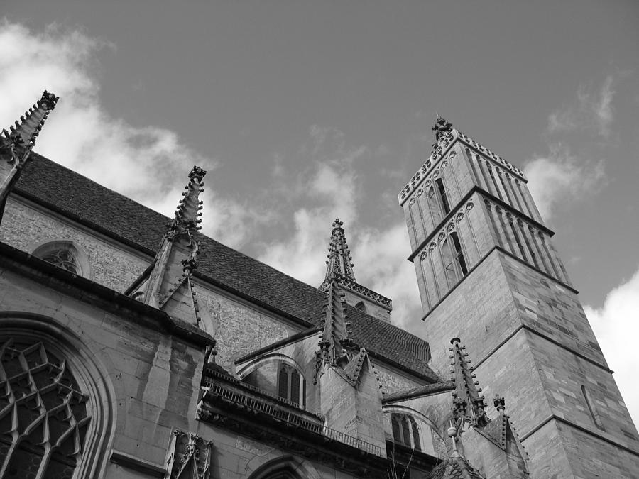 Cathedral Photograph - Steadfast by Dylan Punke
