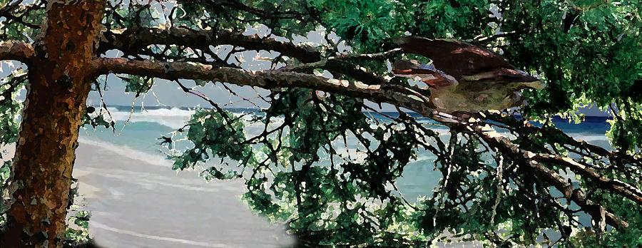 Landscape Painting - Stealth by Steve Karol