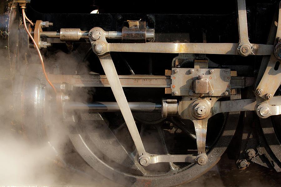 Steam Engine Train by John Magyar Photography