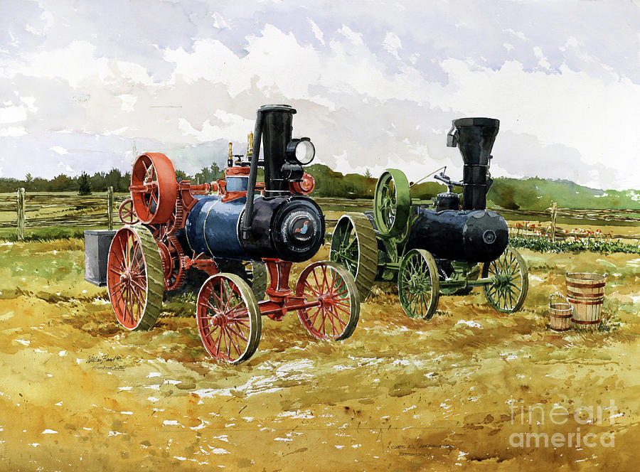 Steam Era by William Band