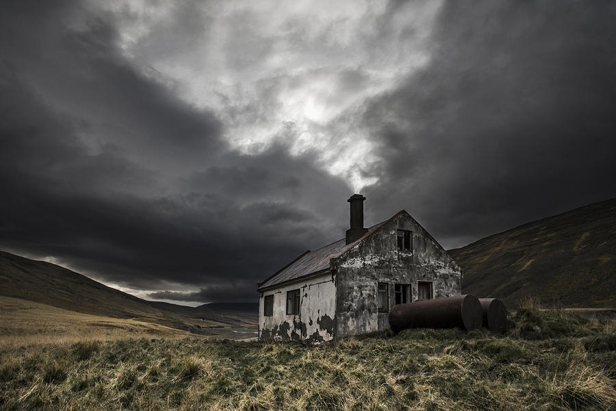Iceland Photograph - Steam Of Time by Bragi Ingibergsson - Brin