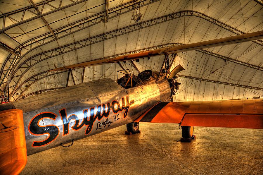 Stearman Photograph - Stearman by Jason Evans