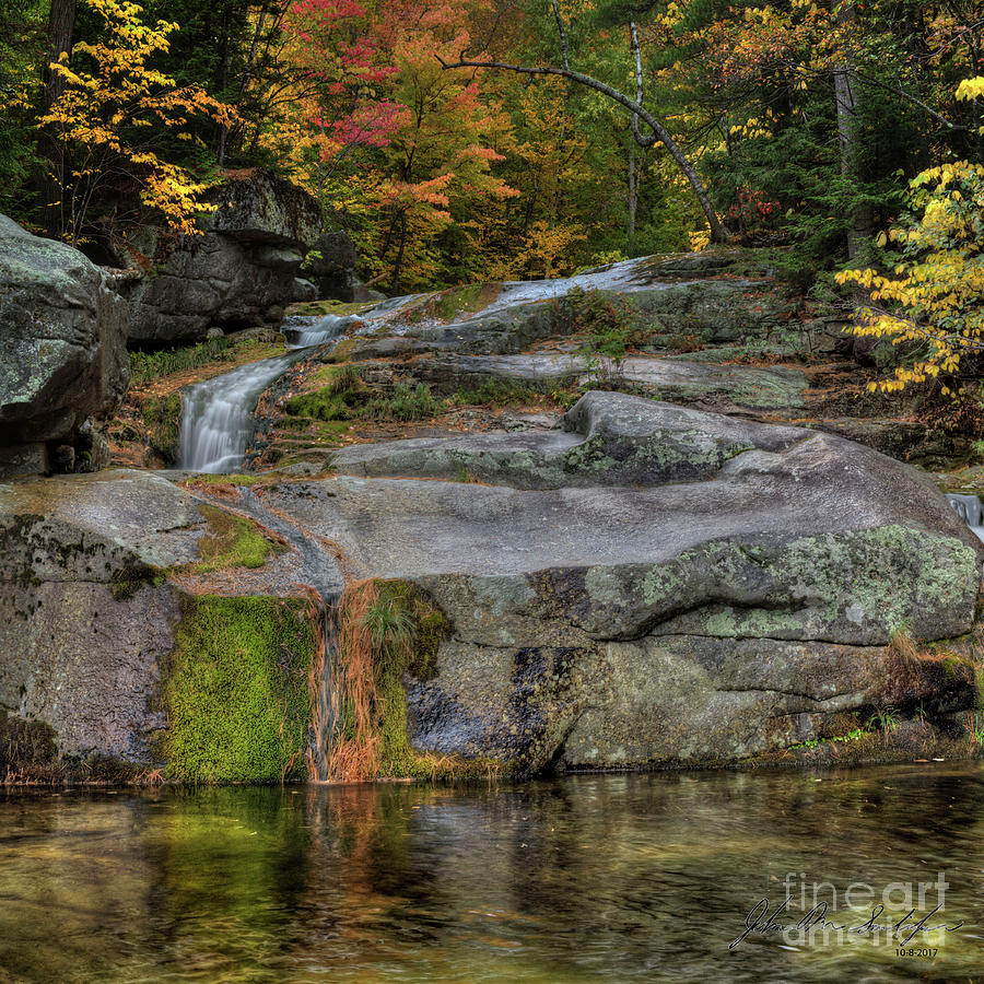Step Falls by John Sandiford