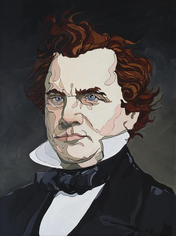 Stephen A. Douglas by John Gibbs