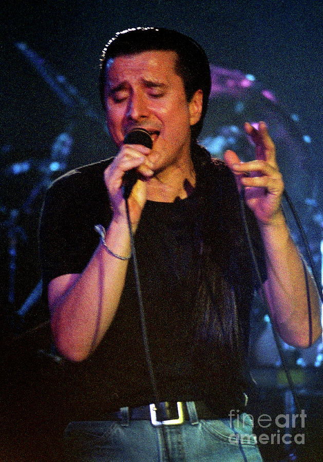 Steve Perry Photograph - Steve Perry-95-0026 by Gary Gingrich Galleries