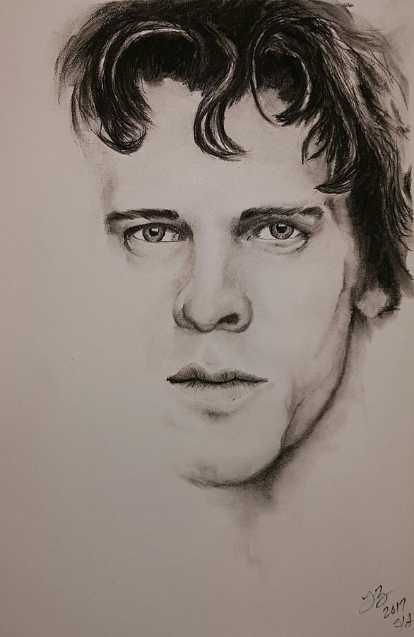 Stewart Copeland Drawing