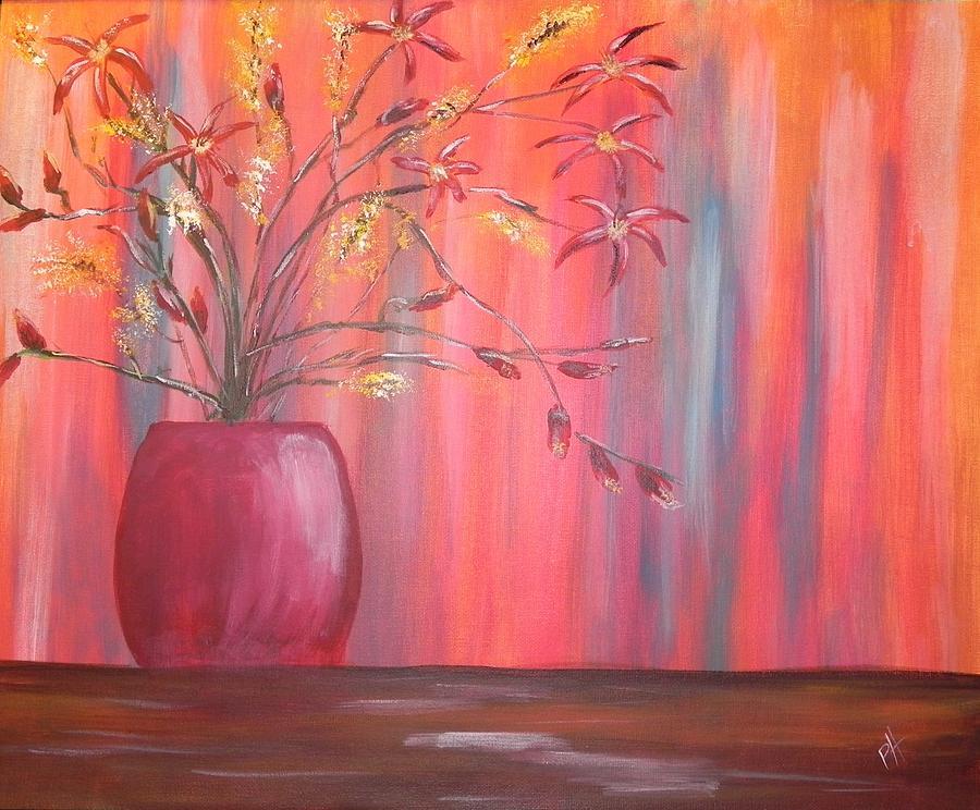 Still Life Painting - Still Colors by Patti Spires Hamilton