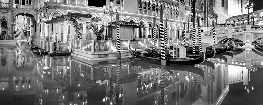 Las Vegas Photograph - Still Is The Night by Az Jackson