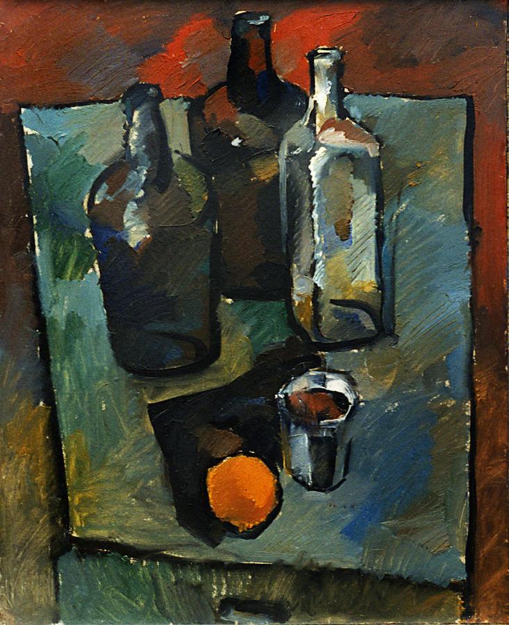 Still Life Painting - Still Life 3 by Valeriy Mavlo