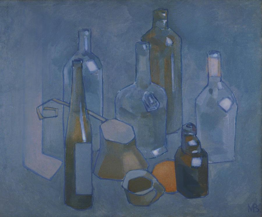 Painting - Still Life 5 by Valeriy Mavlo