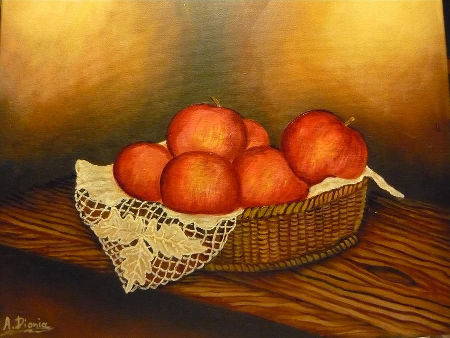 Still Life Painting - Still Life  by Anna Dionia