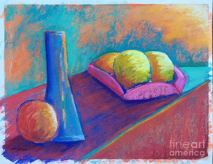 Still Life But Different by Elizabeth Fontaine-Barr
