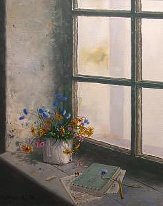 Still Life Painting by Gorban