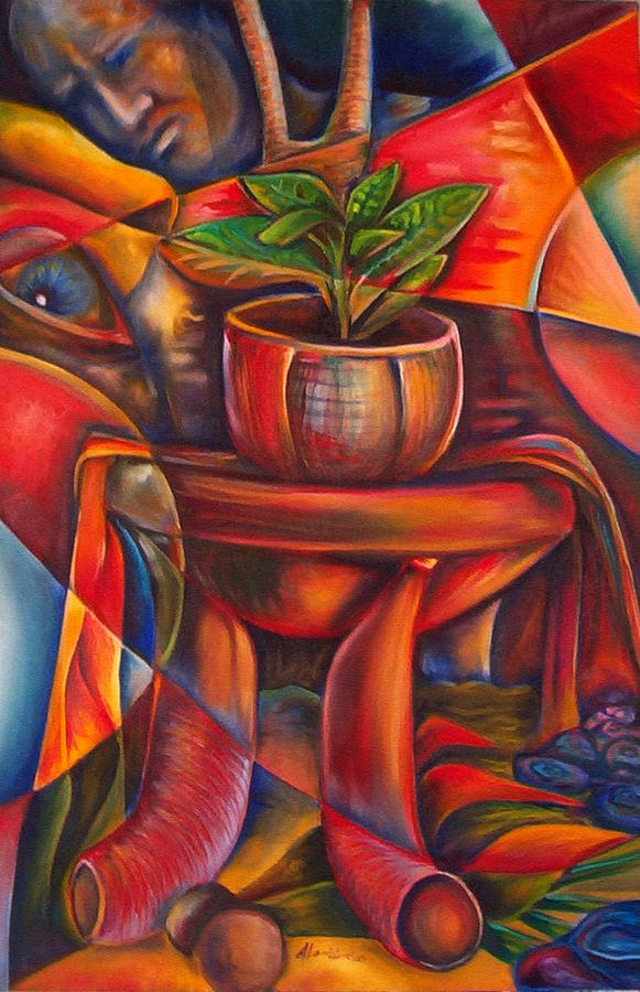 Paintings Painting - Still Life by Horacio  Montes