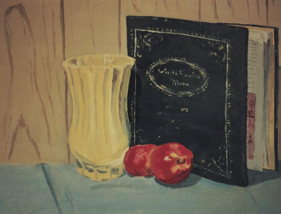 Still Life in College by Suzn Smith