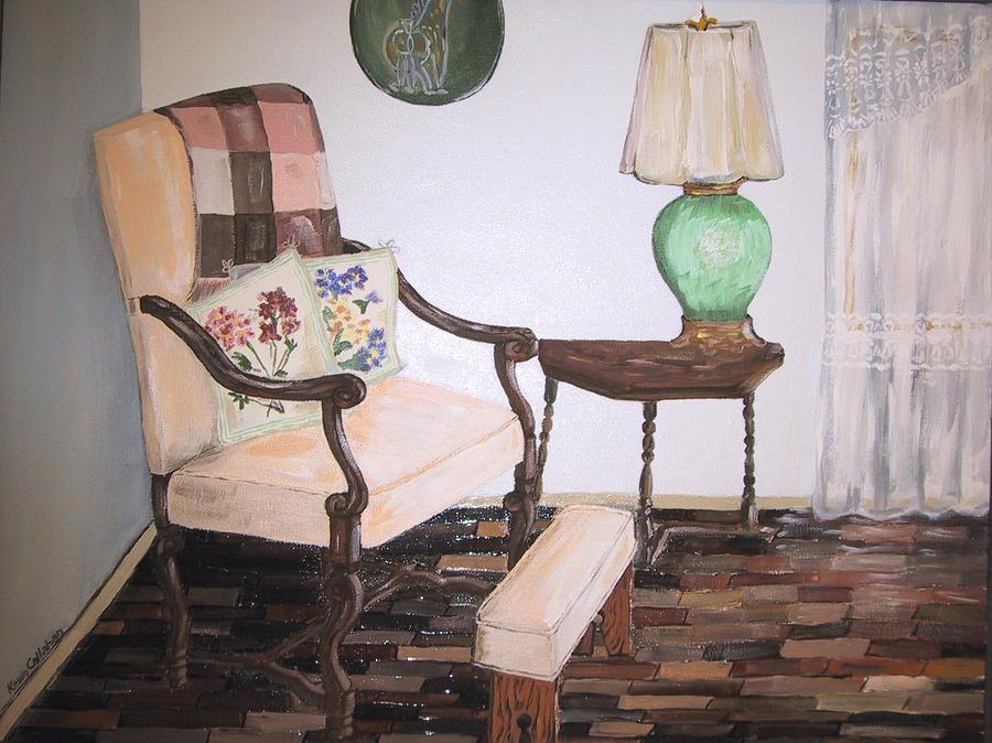 Still Life Painting - Still Life by Kevin Callahan