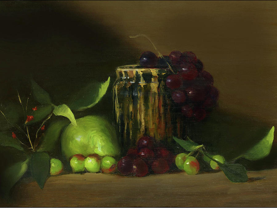 still life by Murry Whiteman