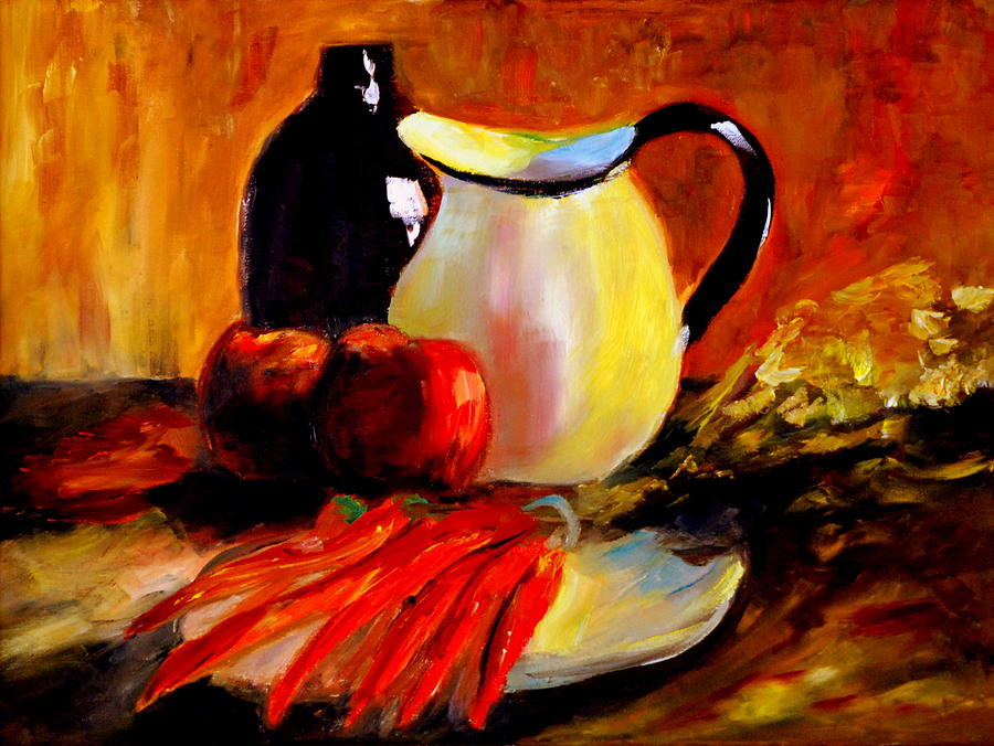 Still Life by Phil Burton