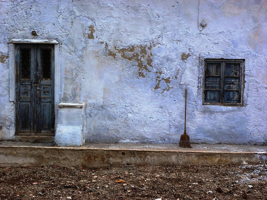 Greece Photograph - Still Life Santorini by Randy Sprout