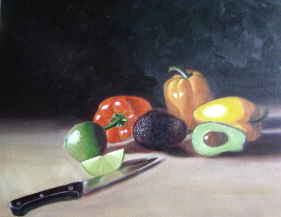 Still-life Painting by Toni Berry