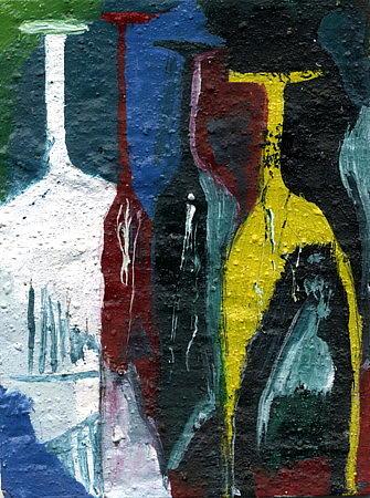 Still Life Painting - Still Life by Tsurikov Iliya