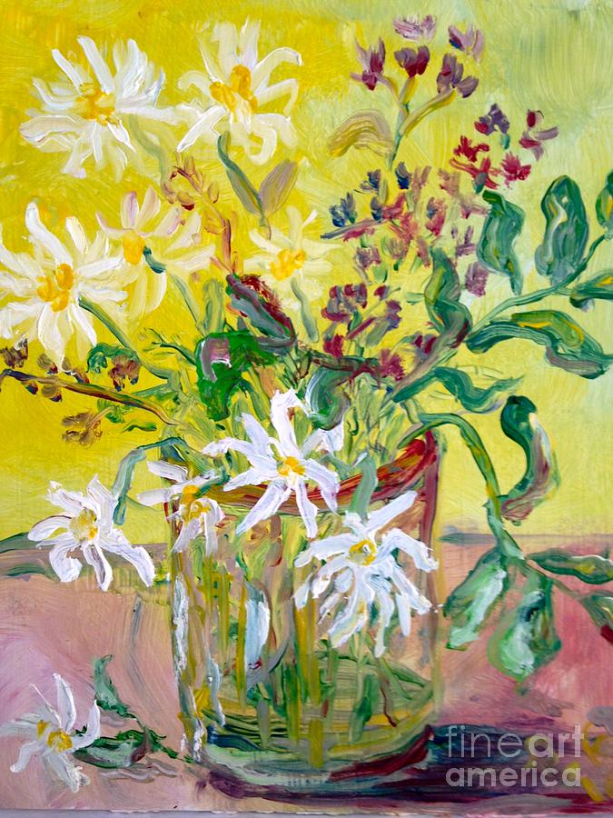 Still Life with Flowers by Paul Galante