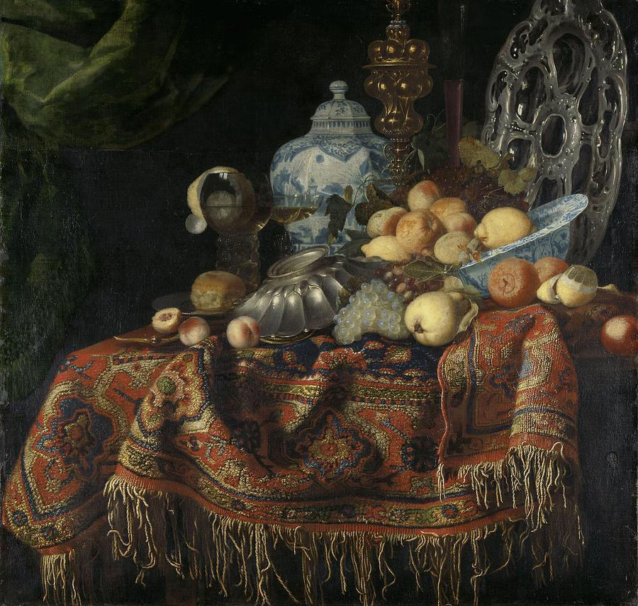 2f0f3964c3 Life Painting - Still Life With Fruit