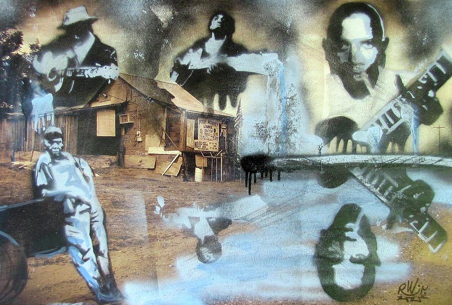 Still Raining Blues by Robert Wolverton Jr