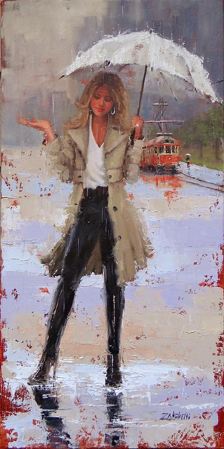 Still Raining by Laura Lee Zanghetti