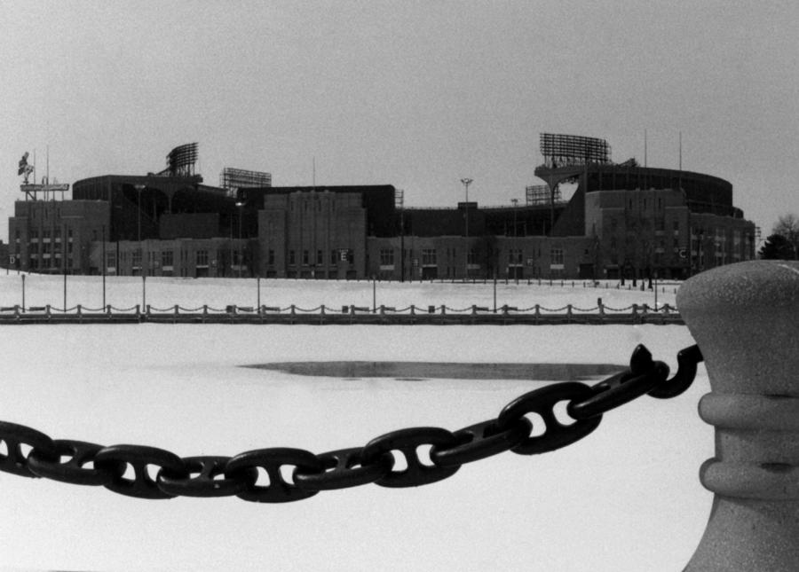 Cleveland Photograph - Still Standing by Kenneth Krolikowski