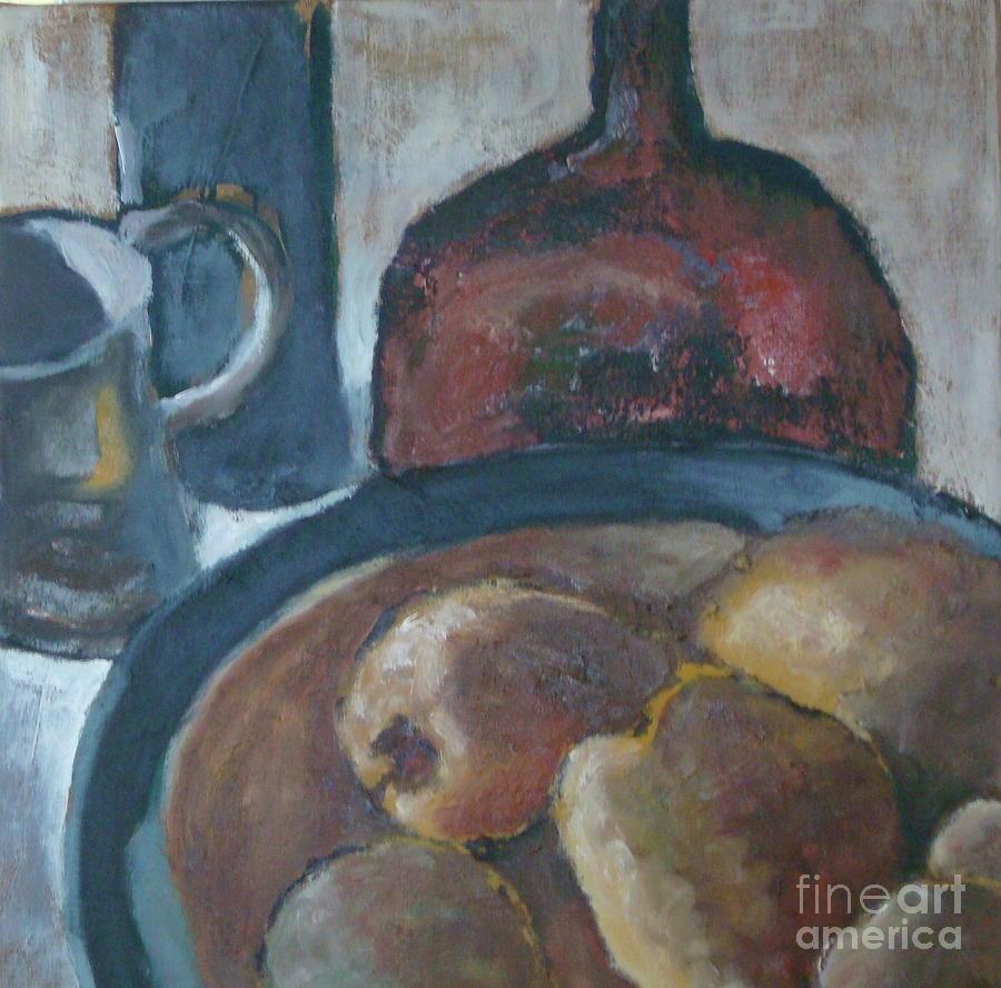 Life Painting - Stilleven by Elisabeth De Vries