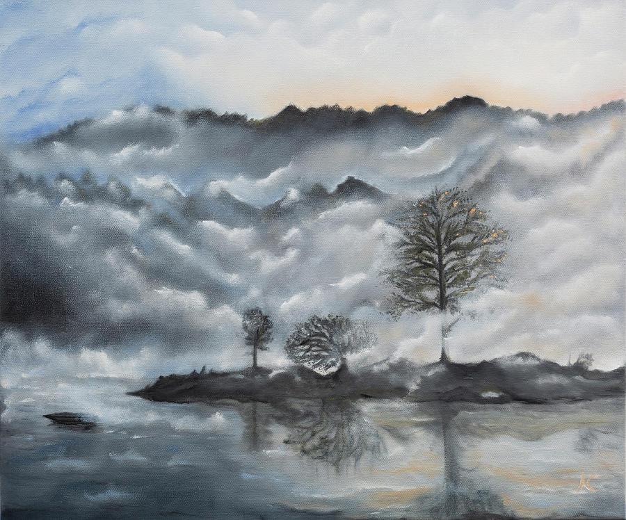 Stillness by Neslihan Ergul Colley