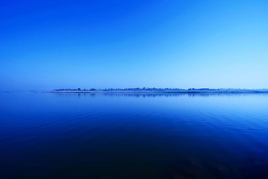 Morning Photograph - Stillness....... by Prasad Dharmadhikari