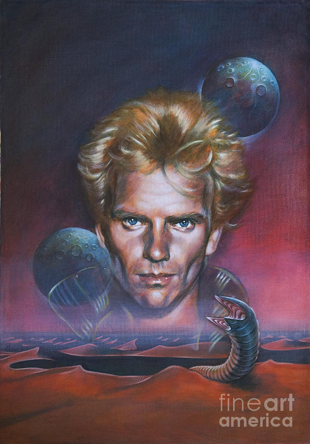Sting in Dune by Ritchard Rodriguez