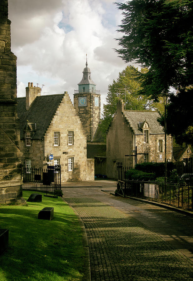 Stirling by Geoff Coleman