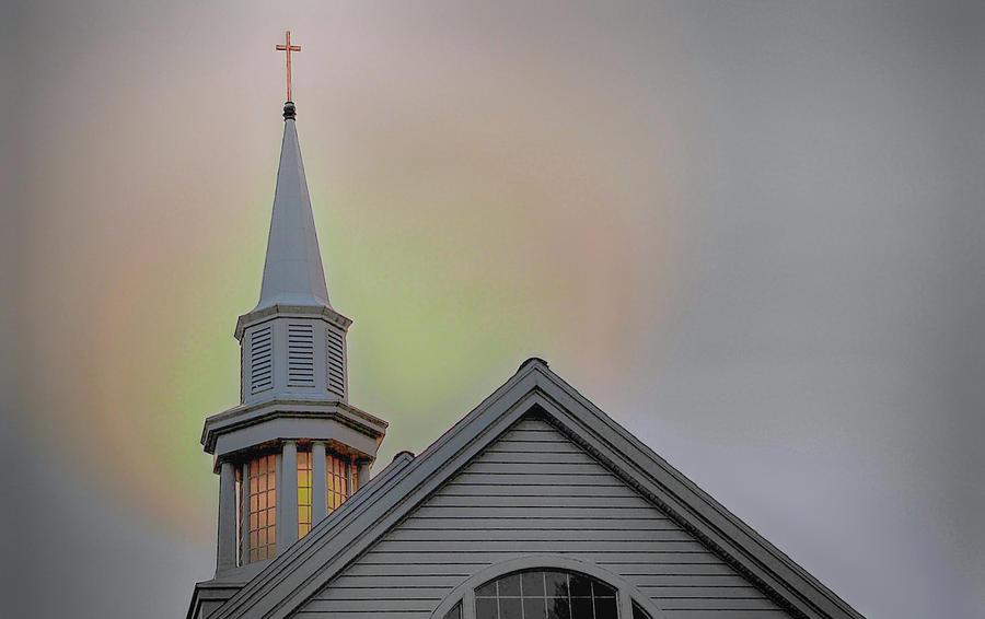 St.Joseph's by Phyllis Meinke