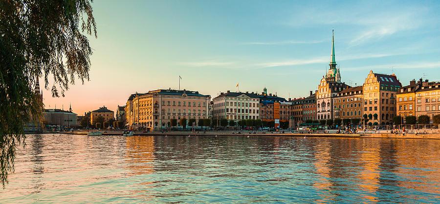 Stockholm Munkbroleden by Andy Bitterer