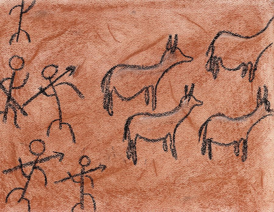 """paleolithic art essay Two books published in the past few years, """"the cave painters"""" (2006), by gregory curtis, and """"the nature of paleolithic art"""" (2005), by r dale guthrie jean-marc elalouf, a geneticist, and the author of a poetic essay on chauvet, has , with a team of graduate students, sequenced the mitochondrial dna."""