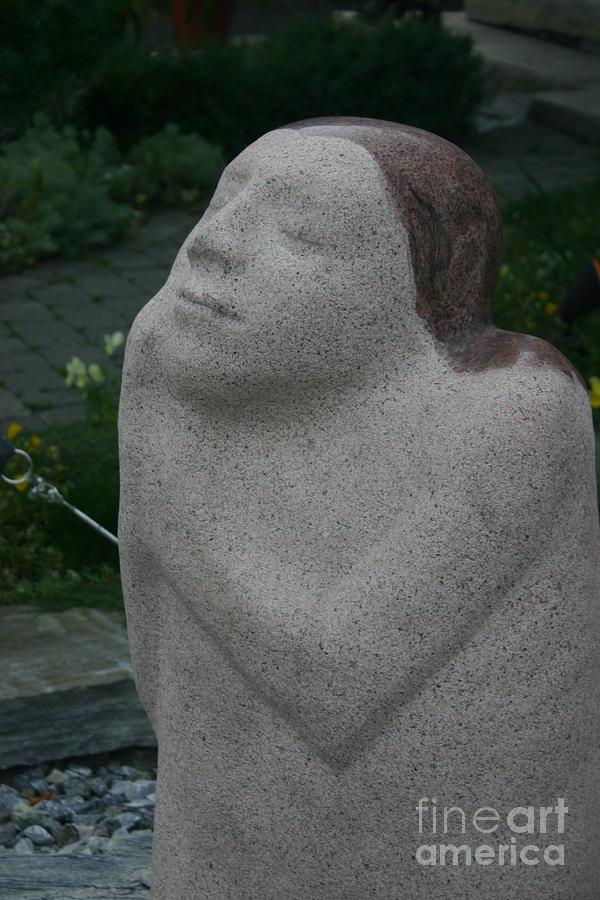 Sculpture Sculpture - Stone Art by Dennis Curry